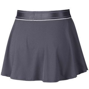 Nike court flouncy tennis skort grey large